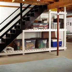 Under Basement Stairs Storage Ideas 5 basement under stairs storage ideas shelterness