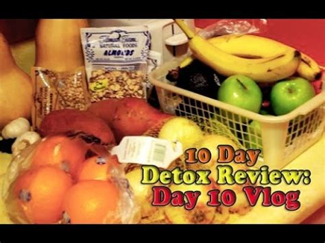 Link Detox Review by 10 Day Anytime Detox Cleansing Day 10 Vlog Review
