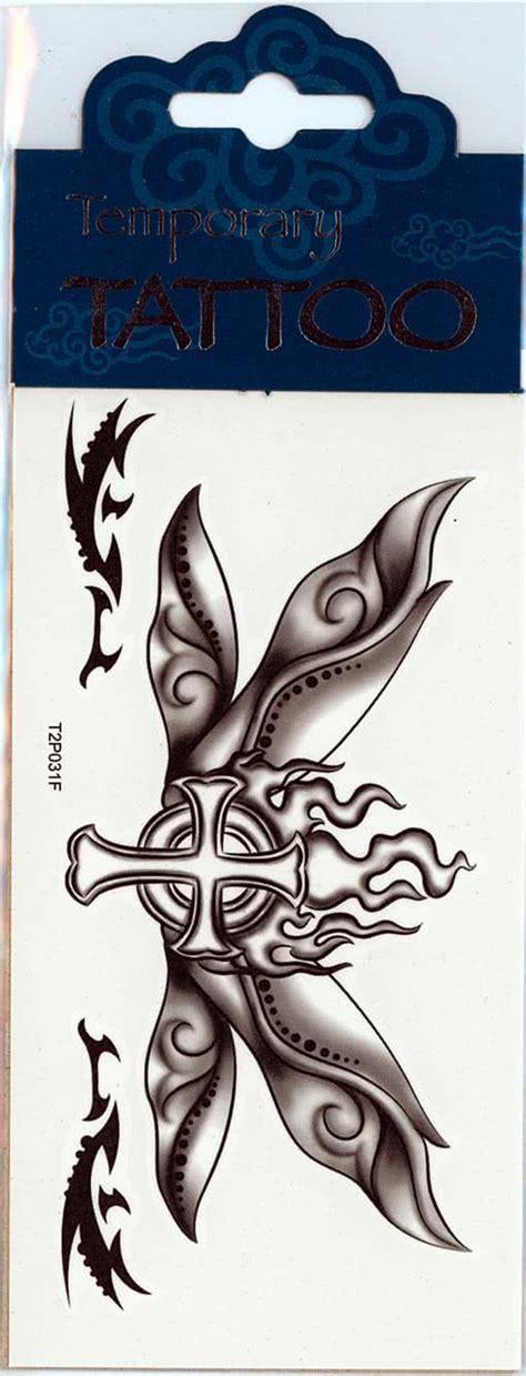 henna tatto abwaschen fl 252 gel butterfly cross schmetterlings zum