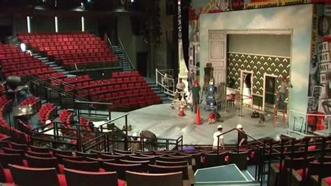 alley theatre vom seating alley theatre raises curtain on renovations