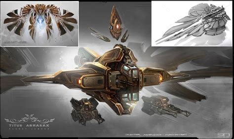design concept gallery concept ships jupiter ascending concept art by george hull