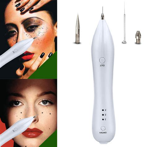 portable laser freckle dot mole dark spot tattoo removal
