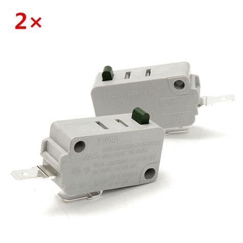 Swictch Ricecooker Saklar Rice Cooker 3 Pin Mikroswitch Ricecooker 2pcs kw3a door 2pin micro switch dr52 for microwave oven rice cooker sale banggood sold out