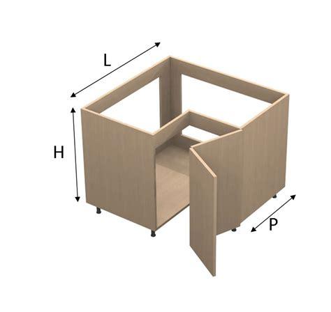 base per lavello cucina base angolo per lavello comby