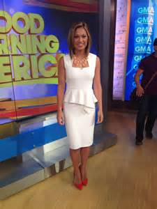 About ginger zee hair on pinterest amy robach blushes and cc cream