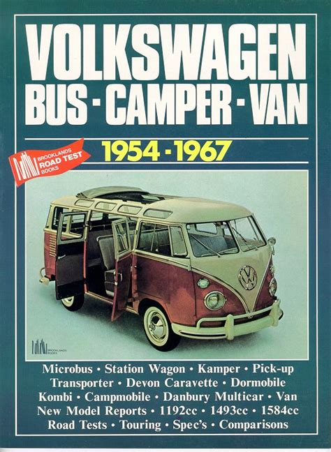 volkswagen book thesamba vw archives type 2 books