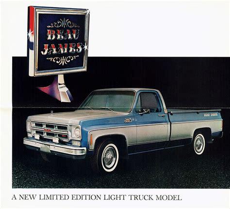 jams trucks just a car the beau 1975 gmc truck what idiot