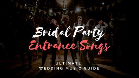 Wedding Entrance Songs by 50 Dramatic Wedding Reception Grand Entrance Songs