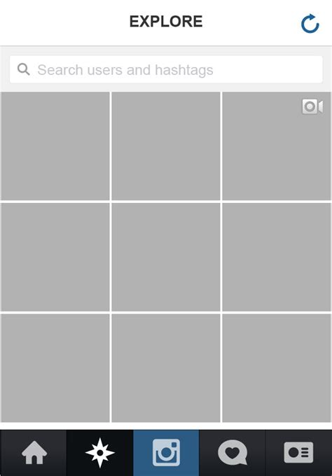 Photo Collection Instagram Pro Layout Template