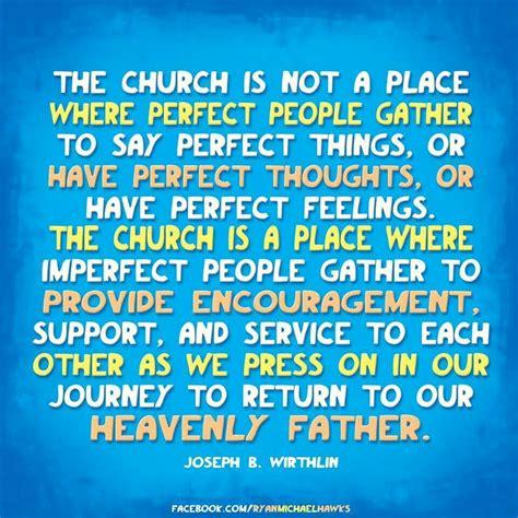 church quotes lds church quotes quotesgram