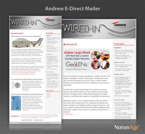 direct mailer templates