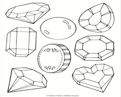 printable coloring pages gemstones gem coloring sheets crystal gems pages grig3 org