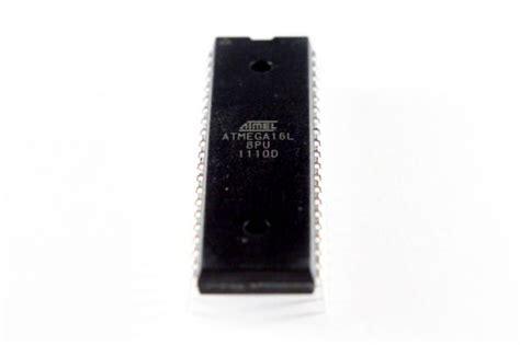 En Atmega16l 8pu atmel atmega16l 8pu avr microcontroller dip 40 mcu atmega atmega16 8p usa ebay