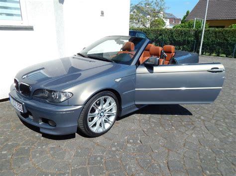Bmw 1er Cabrio Oder 3er by Bmw E46 330 Ci Cabrio Stratusgrau Individual Neu 3er Bmw