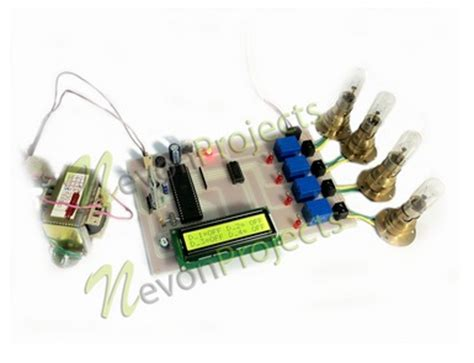 voice controlled home automation nevonprojects