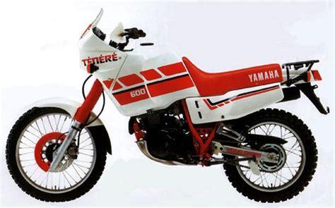 Xt 600 Z Aufkleber by Aufkleber Tenere