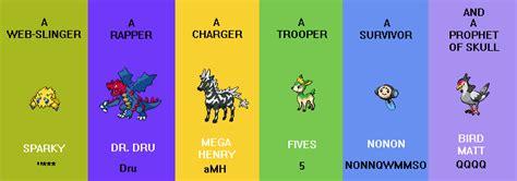 Shiny Geodude In Platinum Twitch Plays Pokemon Know - twitch plays pokemon gen v black team poster twitch