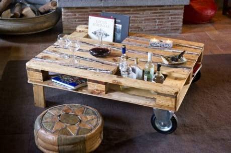 Tavolini Da Salotto Riciclati by Un Tavolino Con Materiali Riciclati Ecco 20 Idee Creative