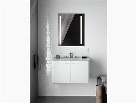 "K 99007 TL   Verdera® lighted medicine cabinet, 24"" W x 30"