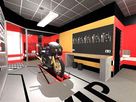motor garage d 233 co pour garage moto