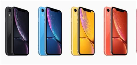 the new iphone xr six available colors which one should you buy insider