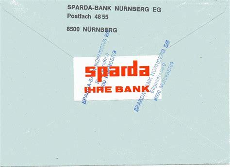 sparda bank bankleitzahl philaseiten de 137 einschreiben belege und