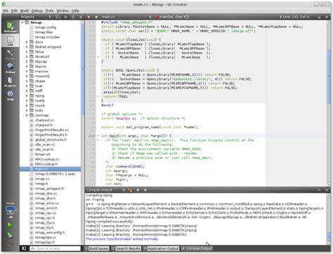qt programming ide using the qt creator ide with non qt projects shinnok s