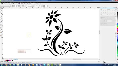 tutorial corel draw typography clipart design in coreldraw jaxstorm realverse us