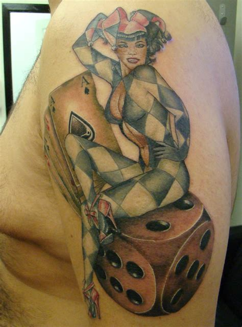 Clouds And Mechanic Pin Up Girl Tattoos On Arm 187 Tattoo Ideas Mechanic Pin Up Tattoos