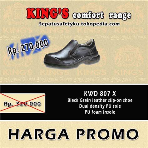Sepatu Safety King S Asli jual sepatu safety king s kwd 807 x sepatusafetyku