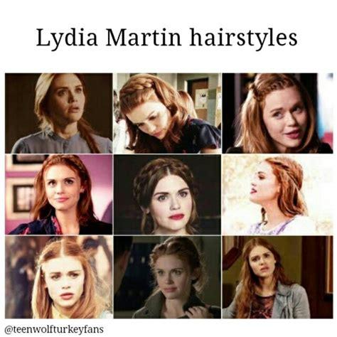 lydia martin hairstyles lydia martin hairstyles by esra ceyda kızılhan whi