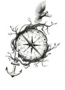 die besten 25 kompass tattoo ideen auf pinterest anker