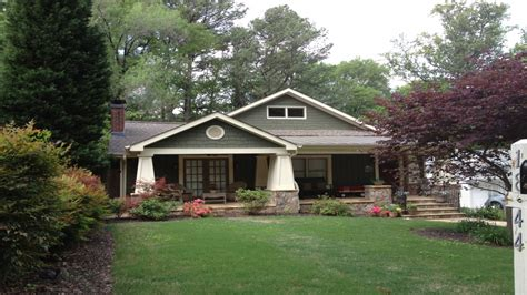 brick ranch house painted brick ranch style homes brick ranch curb appeal