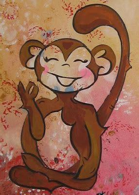 kim art year of the monkey