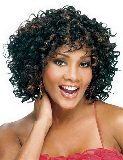 short wig styles for black women african american short fashion african american hairstyles short afro kinky curly