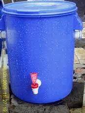 Lem Kran Air pembuatan pupuk cair dari keong