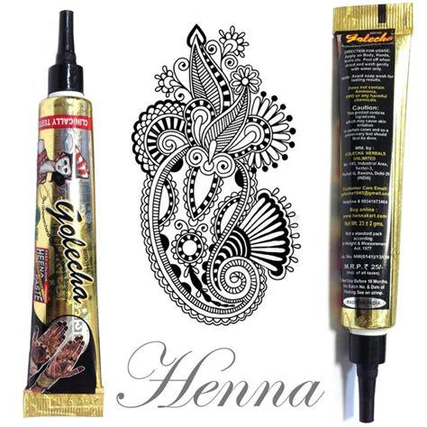 Golecha Henna Black 1 golecha nat 220 rliche henna mehandi paste black