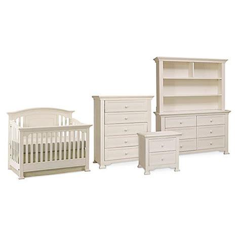 Kingsley Brunswick Nursery Furniture Collection In White 3 White Nursery Furniture Set