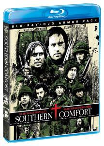 southern comfort blu ray southern comfort blu ray dvd shout factory
