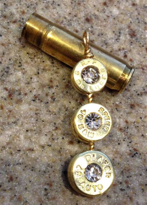 how to make jewelry from bullet casings 17 best images about bullet casing jewelry on