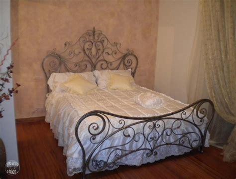 da letto in ferro battuto letti in ferro battuto letto matrimoniale in ferro