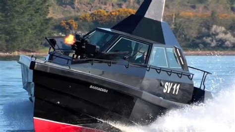 extreme fast boats safehaven marine barracuda review motor boat yachting
