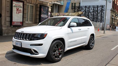 jeep grand cherokee srt offroad 2015 jeep grand cherokee srt test drive review
