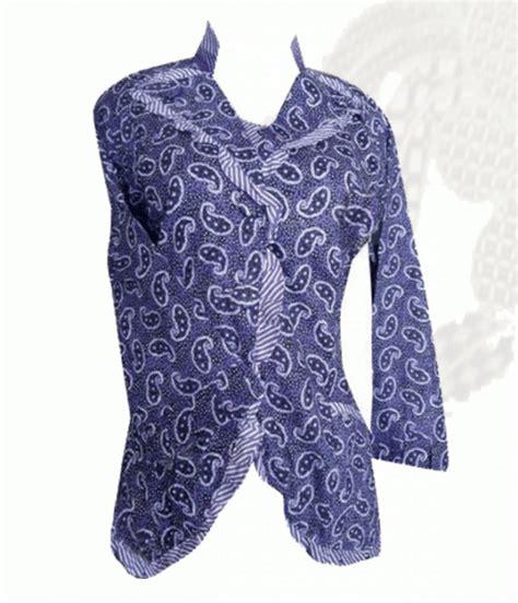 Hem Batik Koko Kamal 1354142534 460067977 1 gambar baju batik blus blezzer