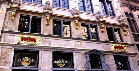Las Vegas Hotel by Hard Rock Cafe Brussels Dining In Brussels Belgium