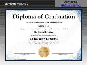 diploma templates certificate and diploma templates