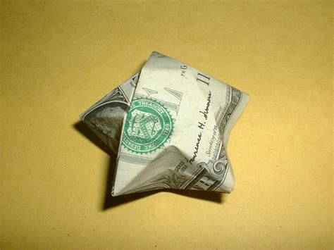 20 Dollar Bill Origami - inspiration lucky from