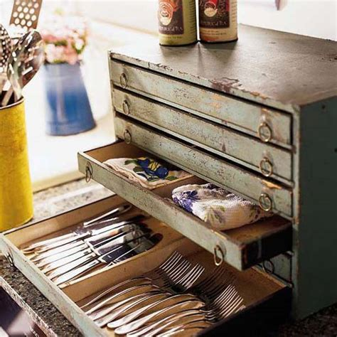 Repurposed Kitchen Island Ideas by Top 27 Clever And Cute Diy Cutlery Storage Solutions