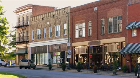 lincolnton commercial historic district