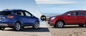 2014 chevrolet equinox vs ford edge autos post